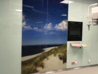 Saal 2_Wandmotiv Strand Meer